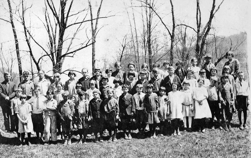 Corbett  school group 1926